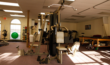 Photo of equipment at our facility